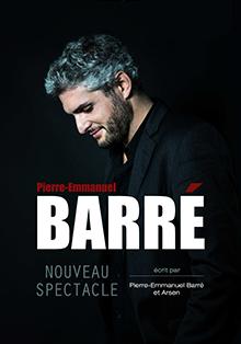 PIERRE-EMMANUEL BARRÉ - Samedi 23 sept 2017 à 21H