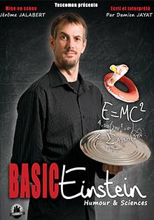 BASIC EINSTEIN- Damien JAYAT - Vendredi 12 jan 2018 à 21H