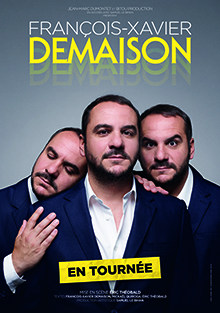 François-Xavier DEMAISON - 01 oct 2016 à 21H