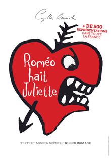 ROMEO HAIT JULIETTE - Samedi 03 fév 2018 à 21H