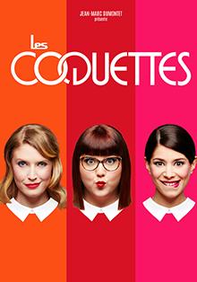 LES COQUETTES - Vendredi 09 fév 2018 à 21H