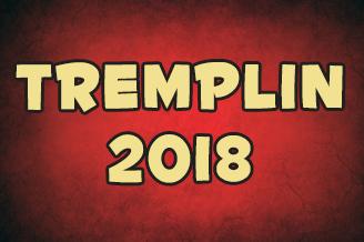 TREMPLIN 2018